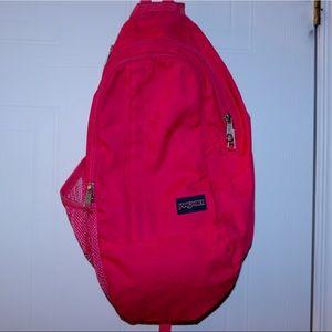 Jansport sling back pack